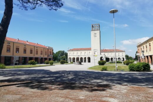 Torviscosa, Municipio